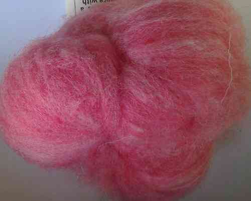 Texal Pink Blush Carded Wool 50g