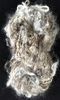Silver Dust Handspun Art Yarn