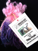 North Country Mule Doll Hair Pinky Purple 25g