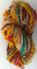Brights Hand spun Wensleydale Single ply  Yarn for Doll Hair