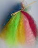 Premium Mohair Brights -Rainbow for Reborns and Doll Making