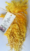 .Teeswater Locks in Bright Yellow for Doll making 1 oz