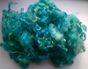 Wensleydale Loose Fleece Ultramarine 50g