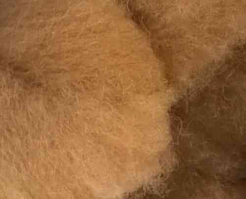 Dorset Down Carded Wool 50g Brown