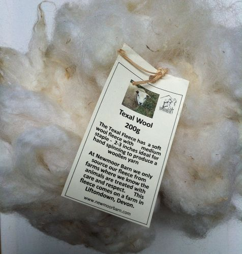 Texal Washed Fleece 200g